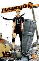 Rayon : Manga (Shonen), Série : Haikyu !! : Les As du Volley T19, Haikyu !! : Les As du Volley
