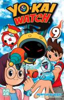 Rayon : Manga (Shonen), Série : Yo-kai Watch T9, Yo-kai Watch