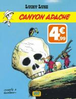 Rayon : Albums (Western), Série : Lucky Luke T6, Canyon Apache (Édition Indispensables 2018)