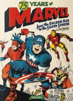 Rayon : Comics (Art-illustration), Série : 75 Years of Marvel Comics, From the Golden Age to the Silver Screen