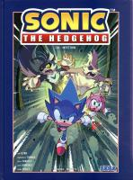 Rayon : Comics (Science-fiction), Série : Sonic the Hedgehog T4, Infection