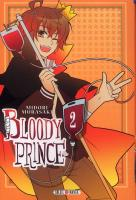Rayon : Manga (Gothic), Série : Bloody Prince T2, Bloody Prince