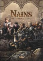 Rayon : Albums (Heroic Fantasy-Magie), Série : Nains (Jarry), Nains (Coffret Tomes 1 à 5)