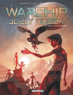 Rayon : Albums (Science-fiction), Série : Warship Jolly Roger T2, Déflagrations