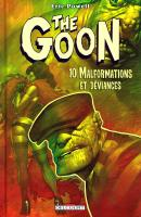 Rayon : Comics (Fantastique), Série : The Goon T10, Malformations et Déviances