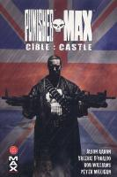 Rayon : Comics (Super H�ros), S�rie : Punisher Max T3, Cible : Castle