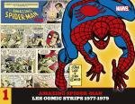 Rayon : Comics (Super Héros), Série : Amazing Spider-Man : Les Comic Strips T1, Amazing Spider-Man : Les Comic Strips : 1977-1979