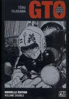 Rayon : Manga (Shonen), Série : GTO : Great Teacher Onizuka (Volume Double) T10, GTO : Great Teacher Onizuka Tomes 19-20
