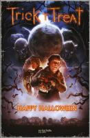 Rayon : Comics (Fantastique), Série : Trick 'r Treat : Happy Halloween, Trick 'r Treat : Happy Halloween