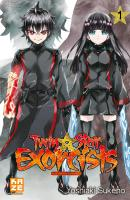 Rayon : Manga (Shonen), Série : Twin Star Exorcists T1, Twin Star Exorcists