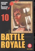 Rayon : Manga (Seinen), Série : Battle Royale T10, Battle Royale