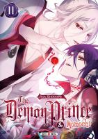 Rayon : Manga (Shojo), Série : The Demon Prince & Momochi T11, The Demon Prince & Momochi