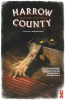 Rayon : Comics (Fantastique), Série : Harrow County T1, Spectres Innombrables