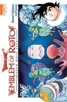Rayon : Manga (Shonen), Série : Dragon Quest : Emblem of Roto T14, Dragon Quest : Emblem of Roto