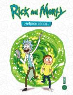 Rayon : Comics (Art-illustration), Série : Rick and Morty : L'Artbook Officiel, Rick and Morty : L'Artbook Officiel