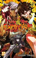 Rayon : Manga (Shonen), Série : Twin Star Exorcists T2, Twin Star Exorcists