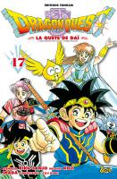 Rayon : Manga (Shonen), Série : Dragon Quest T17, Dragon Quest