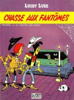 Rayon : Albums (Western), Série : Lucky Luke T61, Chasse aux Fantômes