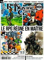 Rayon : Magazines BD (Heroic Fantasy-Magie), Série : Role Playing Game : Tout le RPG T53, Role Playing Game : Avril - Juin 2017