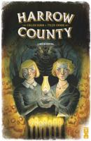 Rayon : Comics (Fantastique), Série : Harrow County T2, Bis Repetita