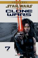 Rayon : Comics (Science-fiction), Série : Star Wars : Clone Wars T7, Les Cuirassés de Rendili (Nouvelle Édition)