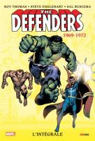 Rayon : Comics (Super Héros), Série : The Defenders (Intégrale) T1, The Defenders : 1969-1972 (Intégrale)