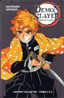 Rayon : Manga (Shonen), Série : Demon Slayer, Demon Slayer (Coffret Tomes 4 à 6)