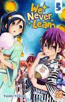 Rayon : Manga (Shonen), Série : We never Learn T5, We never Learn
