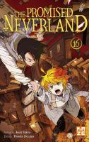 Rayon : Manga (Shonen), Série : The Promised Neverland T16, The Promised Neverland