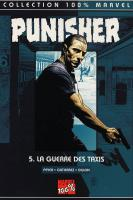 Rayon : Comics (Super Héros), Série : Punisher T5, La Guerre des Taxis