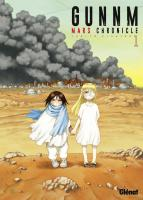 Rayon : Manga (Seinen), Série : Gunnm : Mars Chronicle T1, Gunnm : Mars Chronicle