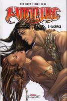 Rayon : Comics (Fantastique), S�rie : Witchblade T5, Sacrifice