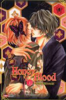 Rayon : Manga (Shojo), Série : Honey Blood T1, Honey Blood