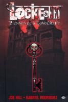 Rayon : Comics (Fantastique), Série : Locke & Key T1, Bienvenue à LoveCraft