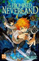 Rayon : Manga (Shonen), Série : The Promised Neverland T8, The Promised Neverland