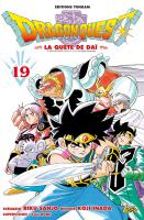 Rayon : Manga (Shonen), Série : Dragon Quest T19, Dragon Quest