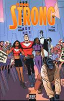 Rayon : Comics (Super Héros), Série : Tom Strong T2, Tom Strong