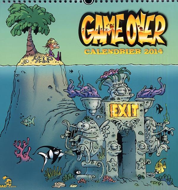 21+ Game Over Dessin PNG