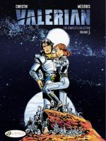 Rayon : Albums (Science-fiction), Série : Valerian : The Complete Collection (Anglais) T1, Valerian : The Complete Collection : Volume 1