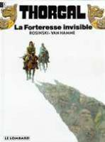 Rayon : Albums (Heroic Fantasy-Magie), Série : Thorgal T19, La Forteresse Invisible