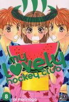 Rayon : Manga (Shojo), S�rie : My Lovely Hockey Club T8, My Lovely Hockey Club