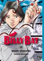 Rayon : Manga (Seinen), Série : Billy Bat T17, Billy Bat