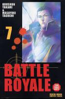 Rayon : Manga (Seinen), Série : Battle Royale T7, Battle Royale