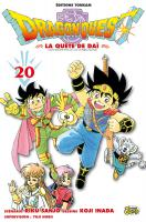 Rayon : Manga (Shonen), Série : Dragon Quest T20, Dragon Quest