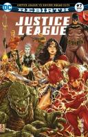 Rayon : Comics (Super Héros), Série : Justice League Rebirth T7, Justice League Rebirth