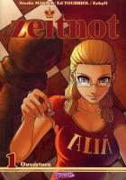 Rayon : Manga (Seinen), S�rie : Zeitnot T1, Ouverture