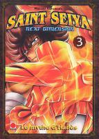 Rayon : Manga (Shonen), Série : Saint Seiya : Next Dimension T3, Saint Seiya Next Dimension