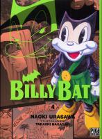 Rayon : Manga (Seinen), Série : Billy Bat T4, Billy Bat