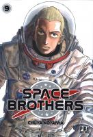 Rayon : Manga (Seinen), Série : Space Brothers T9, Space Brothers
