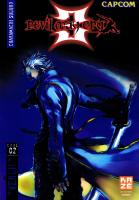 Rayon : Manga (Shonen), Série : Devil May Cry T2, Vergil